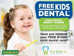 All you need to know about the child dental benefit schem