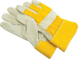 Buy Best Leather Work Gloves from YGS